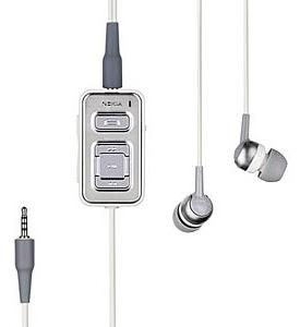 Hands-free portable stereo Nokia 5700/6110N/6121 AD-44/HS-44 - O